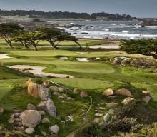 11th hold at Pebble Beach